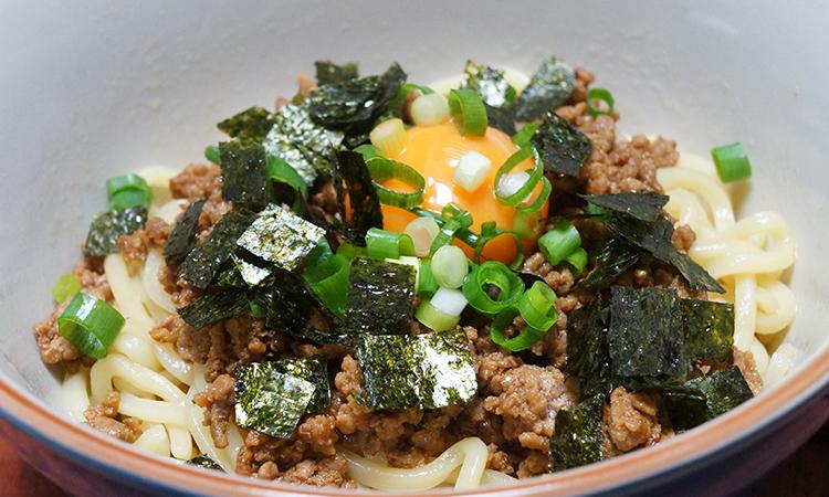 冷食まぜそばにハマってから念願の太麺が手に入ったので、自家製油そば(まぜそば)を作ってみた話。