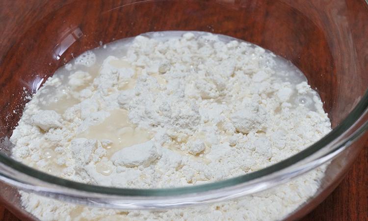 中力小麦粉