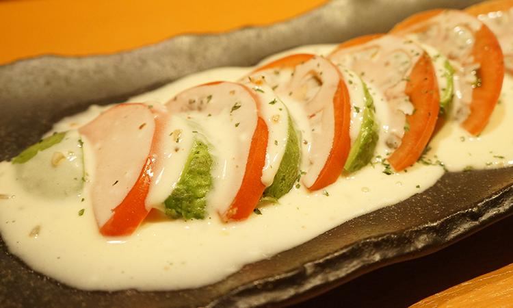 焼肉 サラダ