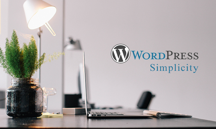 WordPress Simplicity