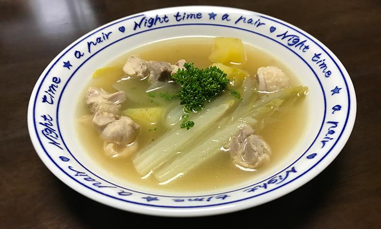 チコリ スープ