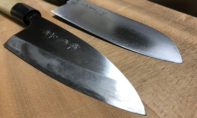 片刃 両刃 違い