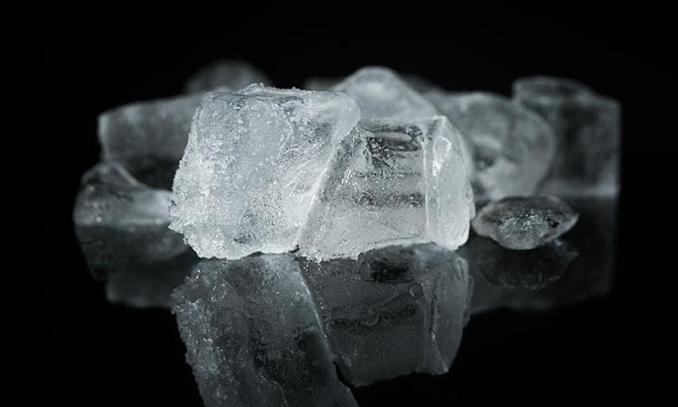 肉 氷水解凍