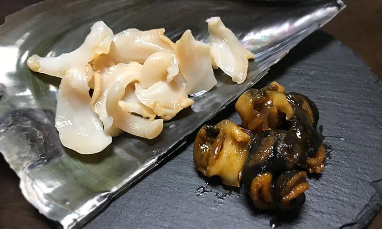 バイ貝の捌き方と下処理。刺身で美味しく食べるには?