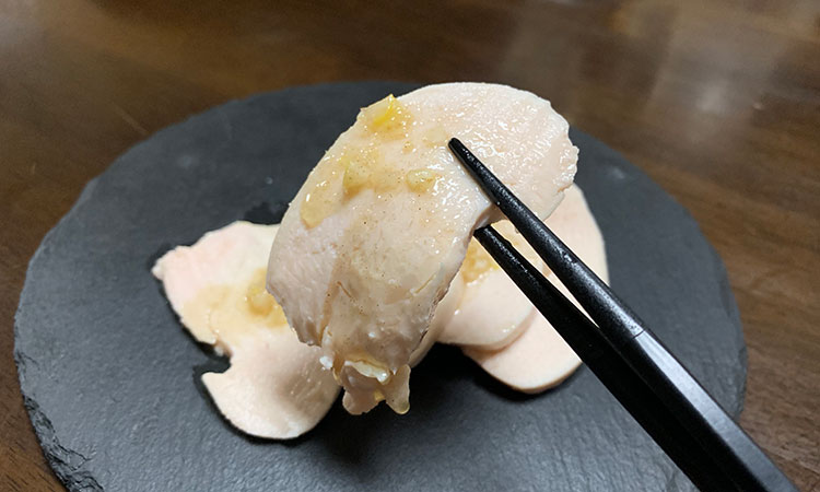 鶏むね肉 チャーシュー