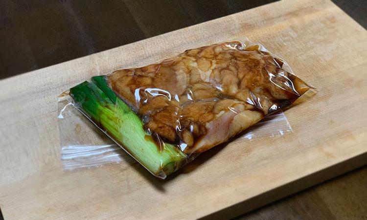 鶏もも肉 低温調理