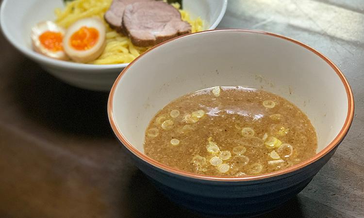 つけ麺 魚粉