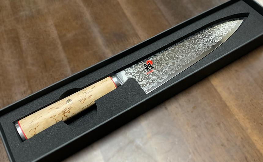 ヘンケルス 牛刀 MIYABI