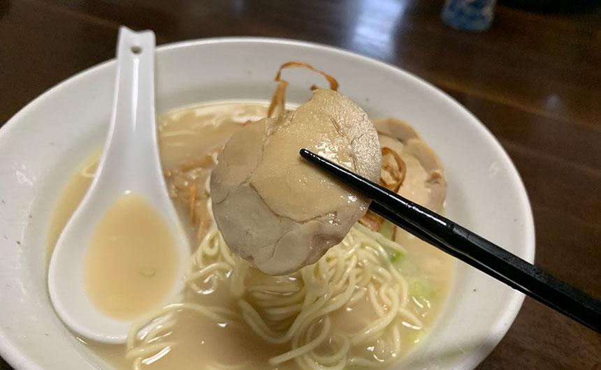 祇園麺処むらじ チャーシュー