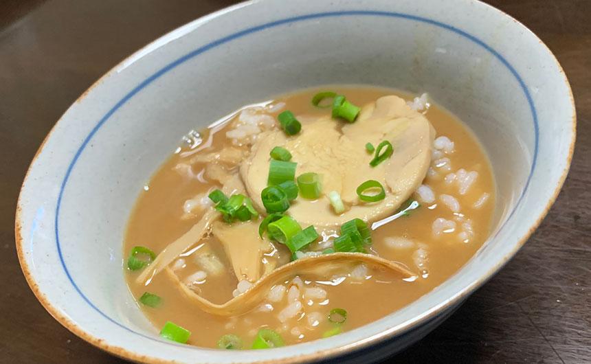 祇園麺処むらじ ラーメンご飯
