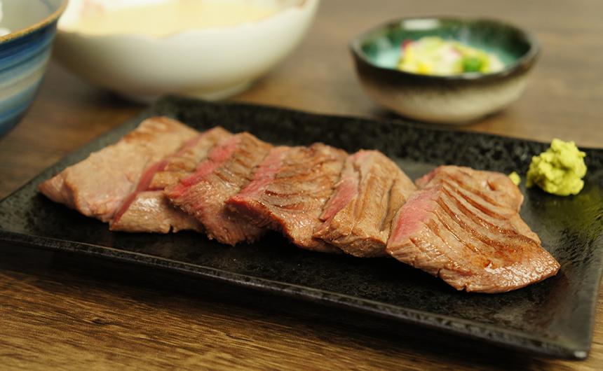 仙台仕込み熟成牛タン